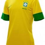 Confira as fotos e o preço da nova camisa da Seleção Brasileira modelo 2012