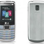 LG A290: preço, foto e onde comprar o celular com 3 chips da LG