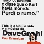 Biografia de Dave Grohl chega ao Brasil em abril