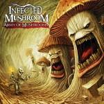A capa e as músicas de Army of Mushrooms, novo CD do Infected Mushroom