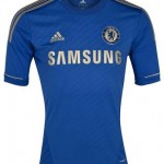 Fotos das novas camisas do Chelsea, Manchester United, Manchester City, Liverpool e Arsenal para 2012/2013
