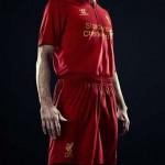 A nova camisa do Liverpool modelo 2012/2013 – preço e foto