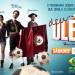 Deu Olé é o novo programa de Felipe Andreoli na Band. Veja vídeo