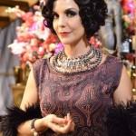 Algumas fotos de Ivete Sangalo como a Maria Machadão de Gabriela