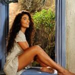 Algumas fotos de Juliana Paes como Gabriela