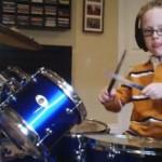 Conheça Jaxon Smith, o baterista de SEIS anos