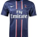 Preço e fotos da nova camisa do PSG-Paris Saint-Germain 2012/2013