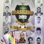 Panini lança álbum de figurinhas do Brasileirão 2012