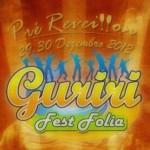 Guriri Fest Folia 2012: programação dos shows e preço dos ingressos