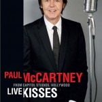 "As músicas do novo DVD de Paul McCartney, ""Live Kisses"""
