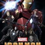 Assista ao trailer do anime do Homem de Ferro