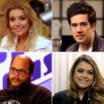 The Voice Brasil: Ed Motta, Luiza Possi, Rogério Flausino e Preta Gil serão os assistentes dos técnicos