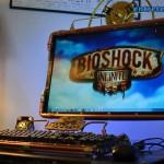 As fotos de um fantástico case mod de Bioshock Infinite