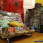 Dia do Livro: curiosos móveis para celebrar a data em alto estilo