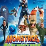 Monstros vs. Alienígenas ganha desenho para a TV