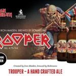 Cerveja do Iron Maiden será vendida no Brasil